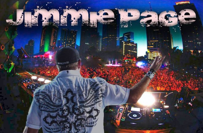 Jimmie Page @ Ultra Music Festival 2015