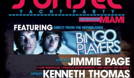 Jimmie Page / Bingo Players – Sunset Yacht Party Miami