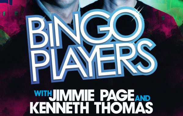 Bingo Players with Jimmie Page
