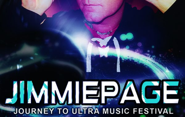 Jimmie Page – Journey To Ultra Music Festival 2018.