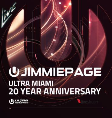 JIMMIE PAGE LIVE @ ULTRA 20 2018