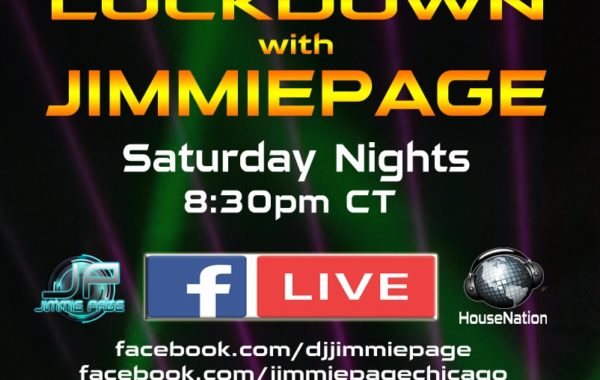 Lockdown with Jimmie Page